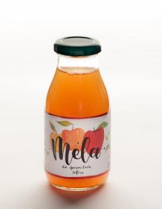 Succo di mela Bio da spremitura soffice 250 ml