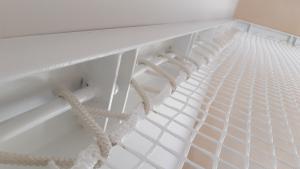 Corda per installazione rete soppalchi