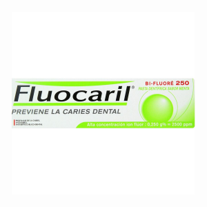 Fluocaril Bi-Fluor Dentrificato 125ml