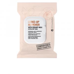 Comodynes Make-Up Remover With Creamy Milk Extra Dry Skin 20 Uds