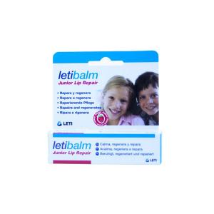 Letibalm Junior Riparazione Labbra Aroma Fragola 10ml