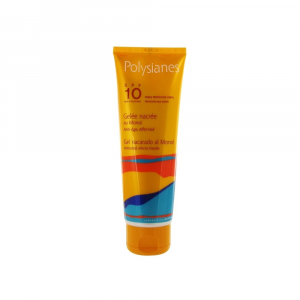 Klorane Gel Nacarado Hidratante Spf10 125ml Polysianes