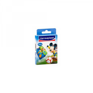 Hansaplast Disney Kids Mickey Adhesive Bandage 2 Piezas