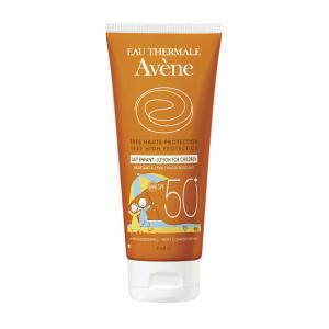 Avène Avene Sun Milk Spf50 Bambini