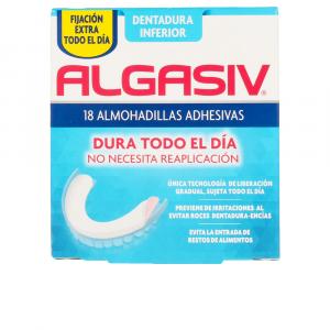 Algasiv Inferior Almohadillas Adhesivas 18 Uds