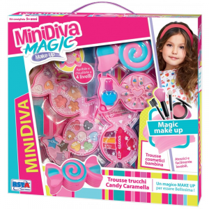 RSTA - MINI DIVA MAGIC MAKE-UP