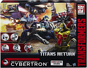 HASBRO TRANSFORMERS - TITANS RETURN