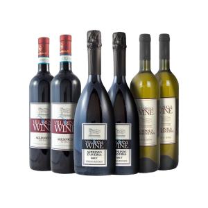 Villarena Wine Combo Asprinio, Aglianico & Penisola Sorrentina