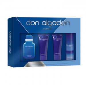 Don Algodon Man Eau De Toilette Spray 100ml Set 4 Parti 2020