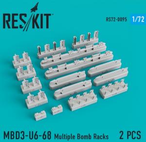 MBD3-U6-68 Multiple Bomb Racks