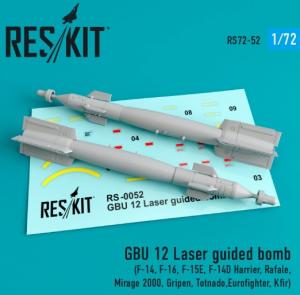 GBU 12 Bomb