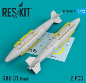 GBU 31 Bomb