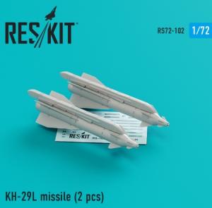Kh-29L (AS-14A 'Kedge) missile