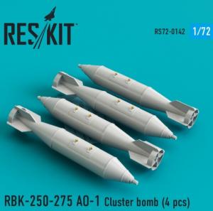 RBK-250-275 AO-1 Cluster bomb