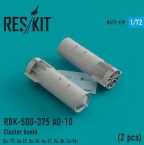 RBK-500-375 AO-10 Cluster bomb
