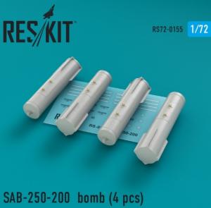 SAB-250-200 bomb