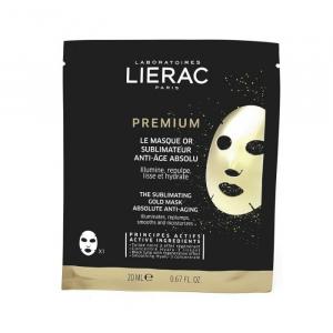 Lierac Maschera Absolute Premium As-Age Di Gold 20ml
