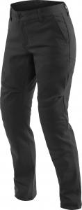 Pantaloni moto donna Dainese Chinos Lady Nero