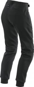 Pantaloni moto donna Dainese Trackpants Lady Nero