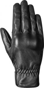Guanti moto donna pelle estivi Ixon RS NIZO LADY nero