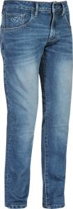 Jeans moto Ixon FLINT Blu stonewash