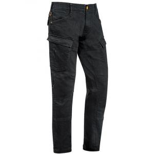 Pantaloni moto Ixon CARGO nero