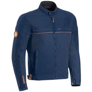 Giacca moto Ixon BREAKER blu navy