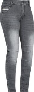 Jeans moto donna Ixon MIKKI grigio chiaro