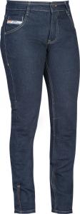 Jeans moto donna Ixon MIKKI blu navy
