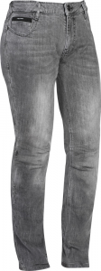 Jeans moto donna Ixon CATHELYN grigio chiaro