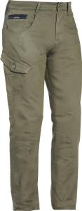 Pantaloni moto Ixon DISCOVERY verde kaki