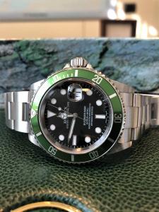 Orologio secondo polso Rolex Submariner 16610LV