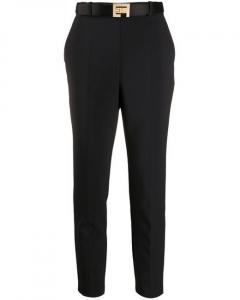 Pantalone Nero Elisabetta Franchi F/W 2021