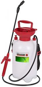 Kreator krtgr6808 pompa irroratrice a pressione manuale 8lt