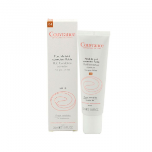 Avène Couvrance Fluid Porcelain Make-Up 30ml