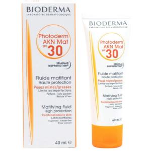 Bioderma Protezione Solare Spf30 Per Fotoderm Di Pelle Grassa e Acneica 40ml