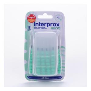 Dentaid Dental Micro Brush Interprox Interprossimale 18 U