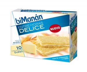 Bimanán Bekomplett Cheese Crackers 10x 20g