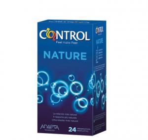 Preservativo Control Adapta Nature 24 Unidades