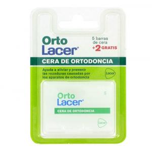 Ortolacer Protettivo Spazzola Di Cera Ortodontica 7 Bar