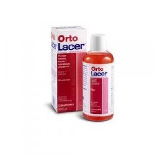 Lacer Ortolacer Strawberry Collutorio 500ml