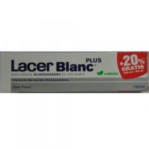 Lacer Blanc Plus Dentifricio Sbiancante Al Gusto Menta 75ml