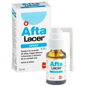 Lacer Aftalacer Spray 15ml