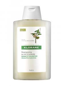 Klorane Softness y Hold Shampoo Con Latte Di Mandorle 200ml Unisex