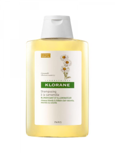 Klorane Blond Highlights Shampoo With Chamomile 200ml