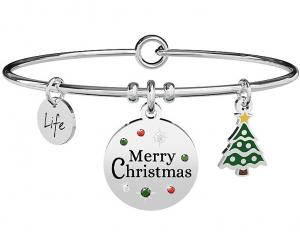 Kidult Bracciale Symbols, MERRY CHRISTMAS