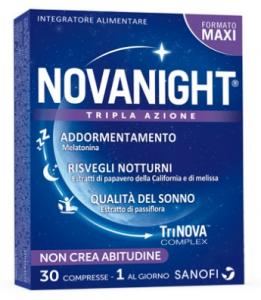 Novanight 30cpr