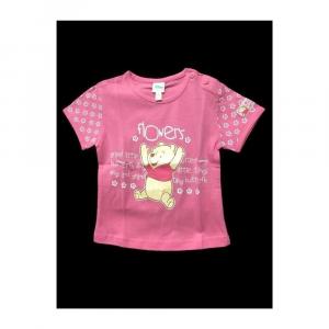 Maglietta 12 18 mesi Winnie The Pooh Walt Disney rosa