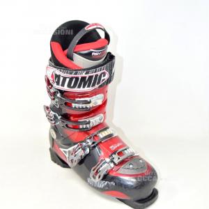Ski Boot Atomic Black Red 324mm 27.5 / 28