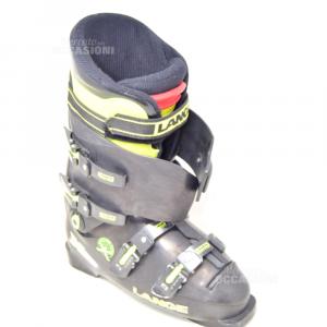 Ski Boots Black Lange Size.8 Length 305mm